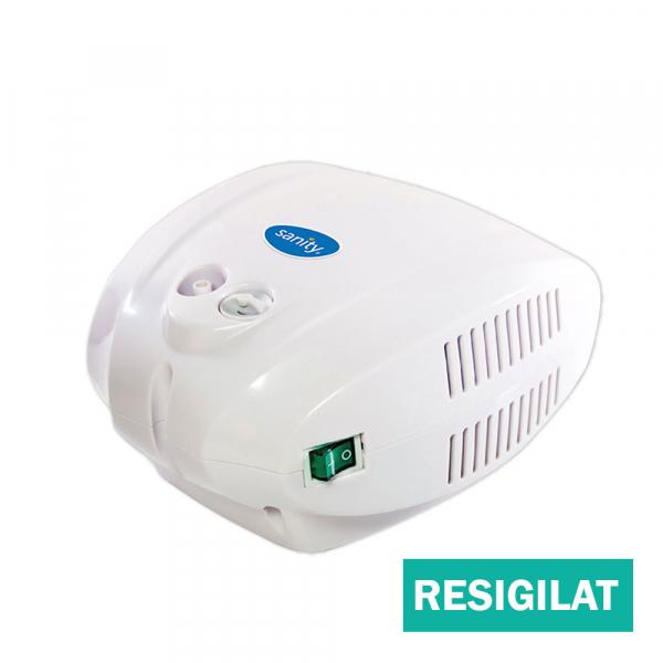 Aparat aerosoli Sanity Alergia Stop Inhaler, resigilat, accesorii noi 0