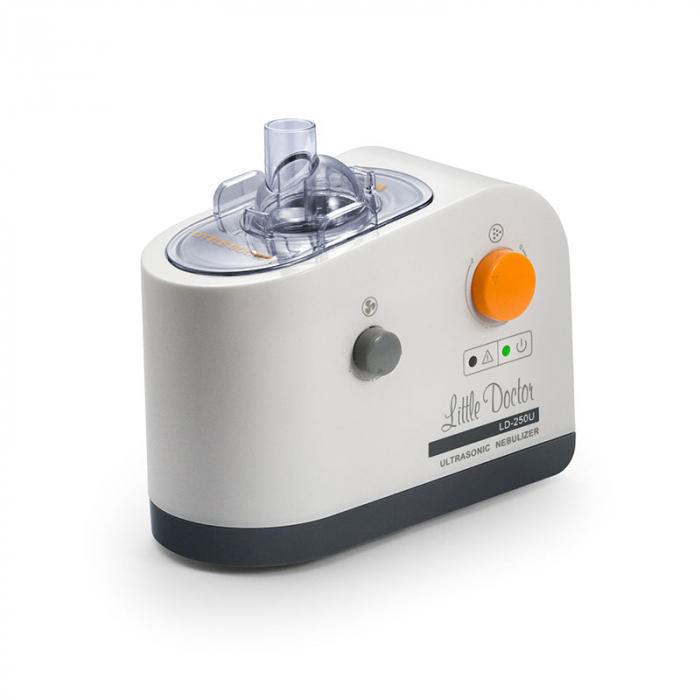 Aparat aerosoli ultrasunete Little Doctor LD 250U PRO, kit suplimentar de accesorii [3]