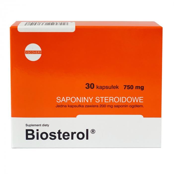 Pachet Megabol Biosterol 750 mg, 90 cps plus Testosterol 250, 90 cps, stimulare testosteron si hormon de crestere, inhibare estrogen [4]