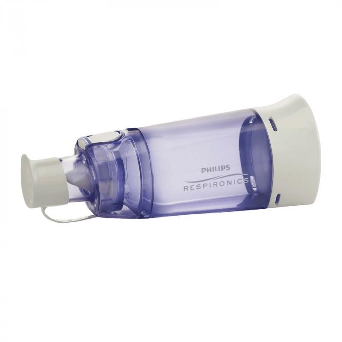 Camera de inhalare Optichamber Diamond cu masca 5 ani - adulti [4]