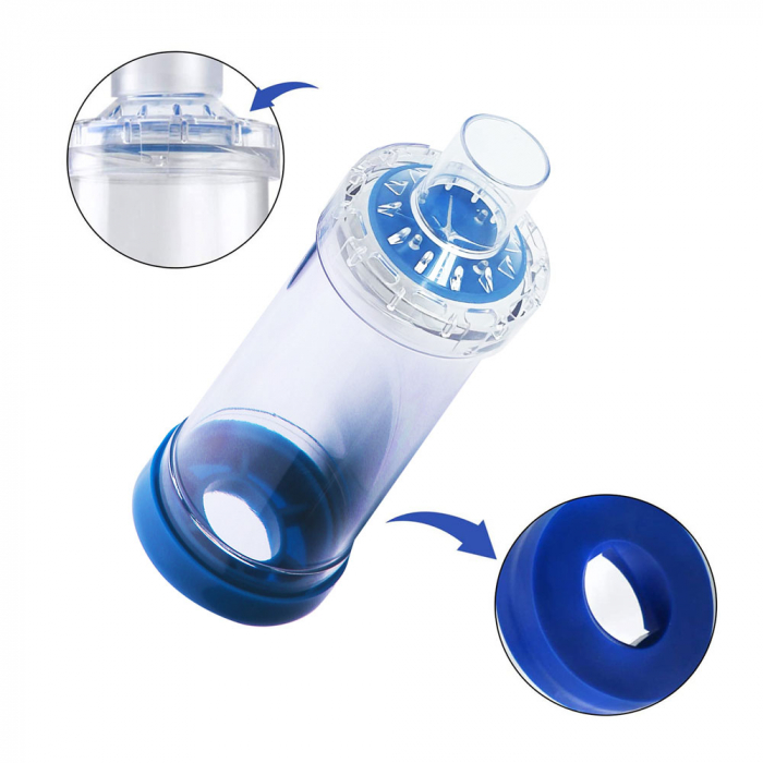 Camera de inhalare RedLine MistChamber, fara masca [3]