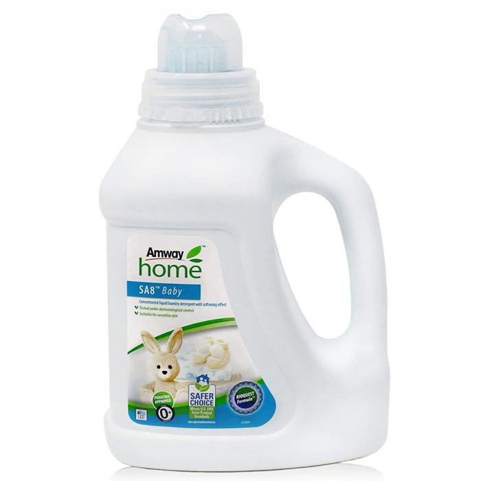 Detergent lichid concentrat pentru rufe Amway SA8 Baby [0]