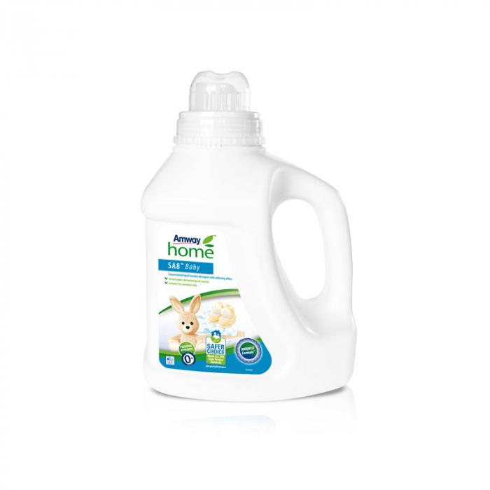 Detergent lichid concentrat pentru rufe Amway SA8 Baby [1]