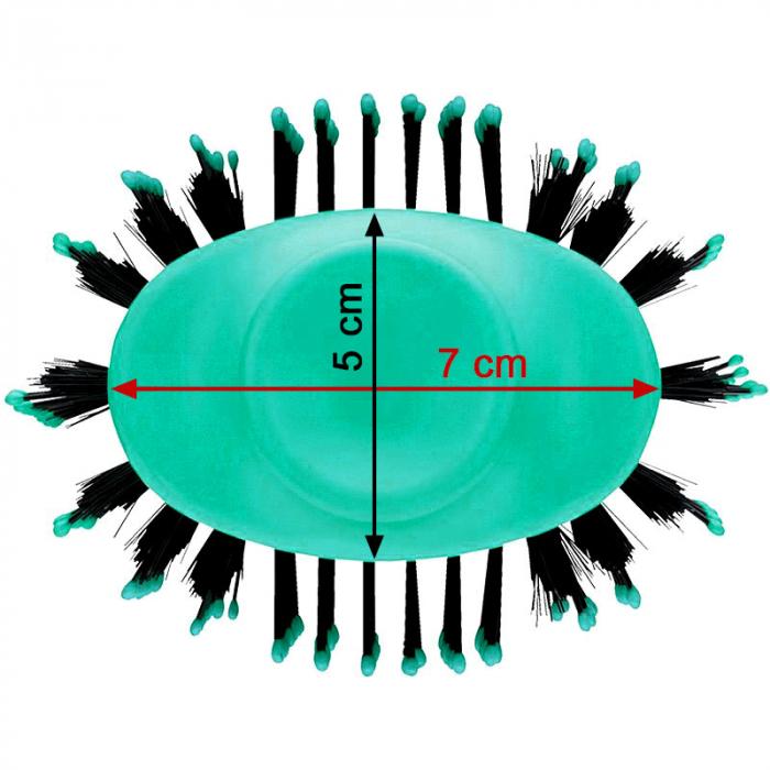 Perie electrica fixa REVLON One-Step Hair Dryer & Volumizer, RVDR5222TE TEAL [6]