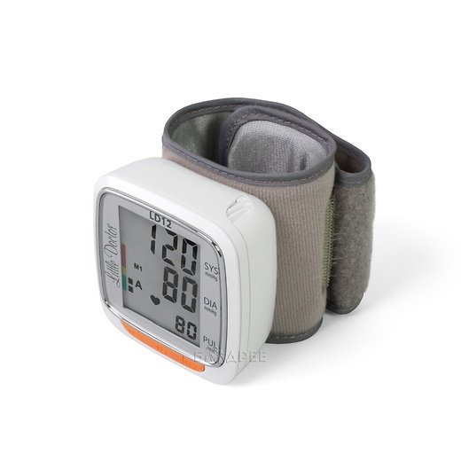 Tensiometru electronic de incheietura Little Doctor LD 12, detectare aritmie, indicator WHO, afisare data si ora [3]