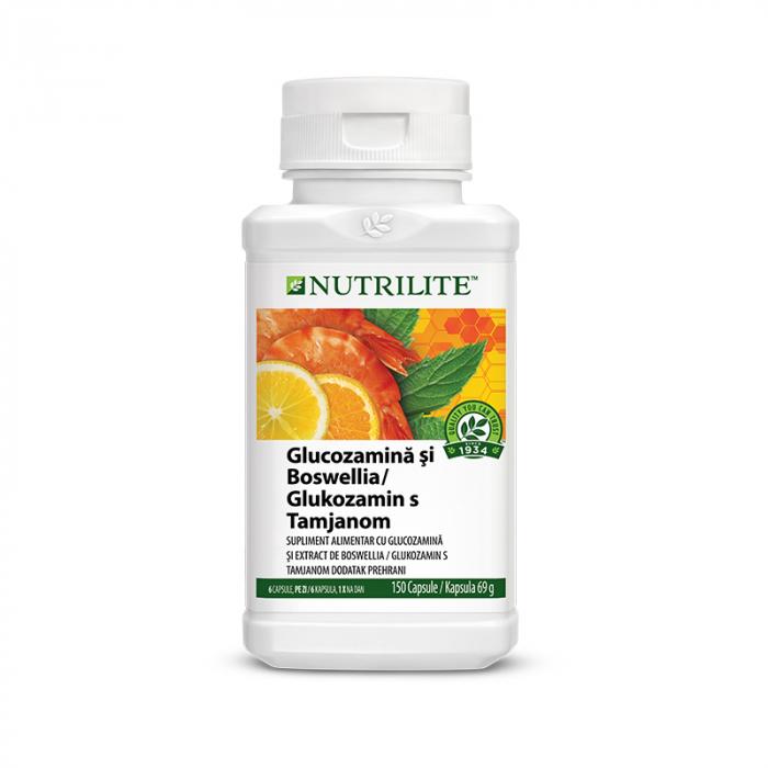 Glucozamina si Boswellia Amway NUTRILITE, 150 capsule [0]