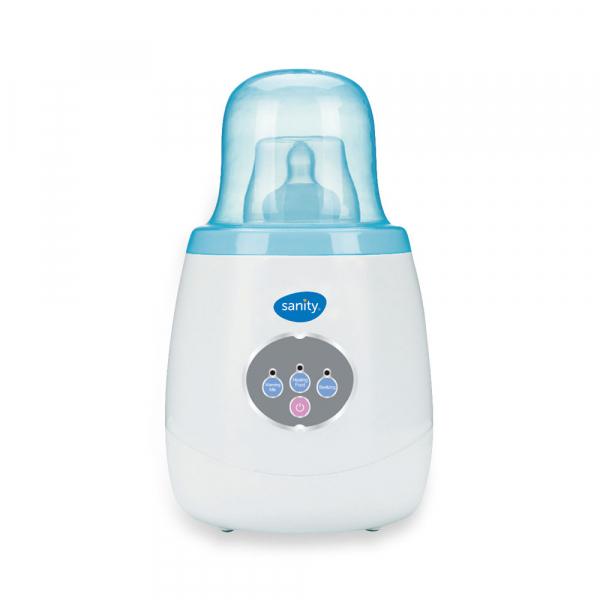 Incalzitor si sterilizator biberoane Sanity Multi Hot 0