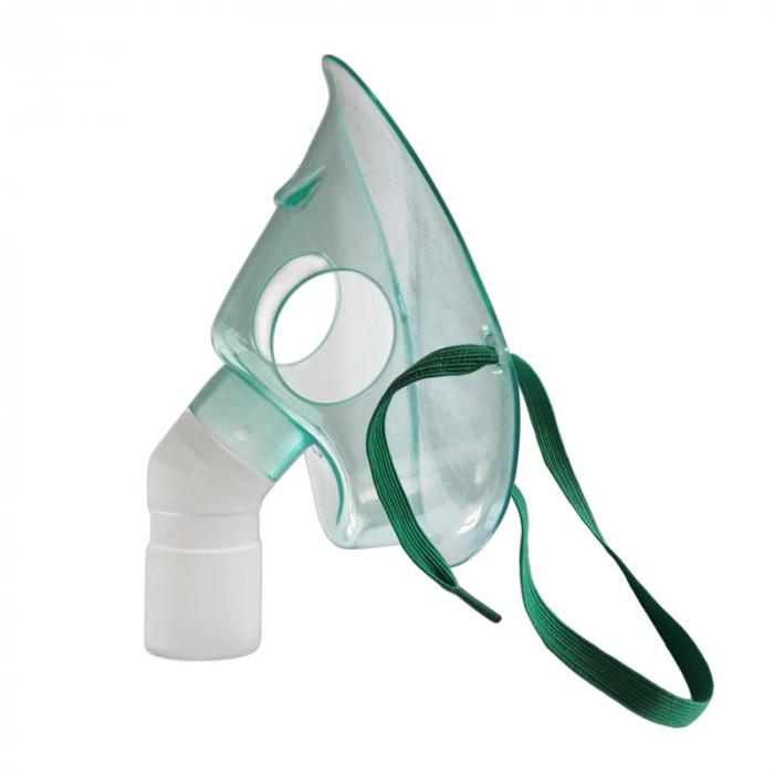 Kit accesorii universale pentru aparate aerosoli cu compresor RedLine RDA009, masca medie rotativa, masca bebelusi, furtun 2 m, pahar de nebulizare, piesa bucala [1]