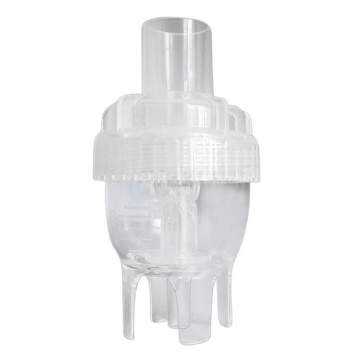 Kit accesorii universale RedLine RDA009T, pentru aparate aerosoli cu compresor, masca pediatrica, masca adulti, furtun 1.2 m, pahar de nebulizare, piesa bucala 4