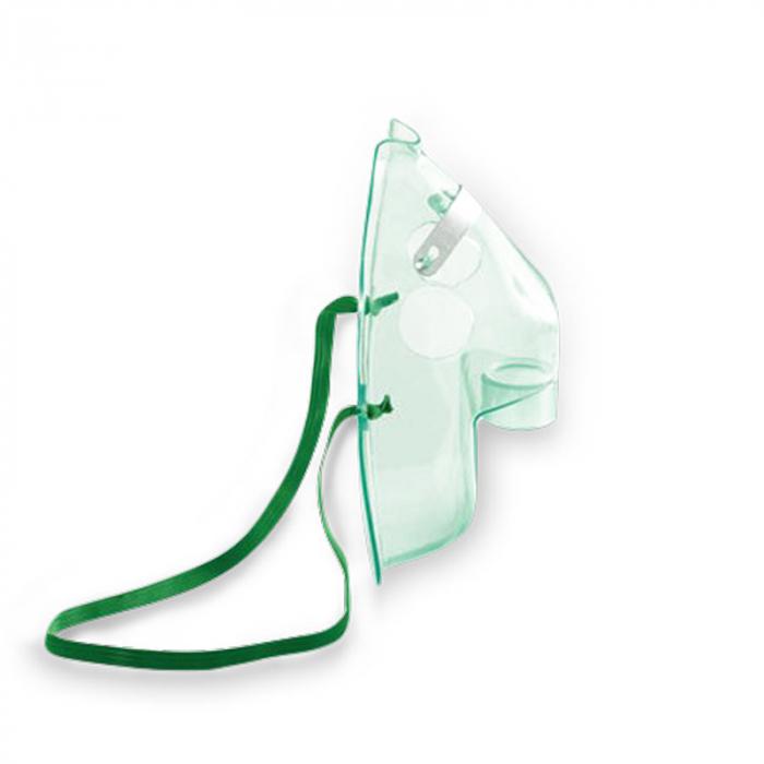 Kit accesorii universale RedLine RDA009T, pentru aparate aerosoli cu compresor, masca pediatrica, masca adulti, furtun 1.2 m, pahar de nebulizare, piesa bucala 1