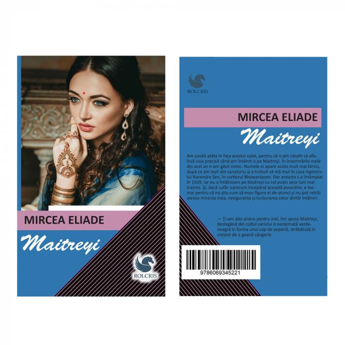 Maitreyi - Mircea Eliade [2]