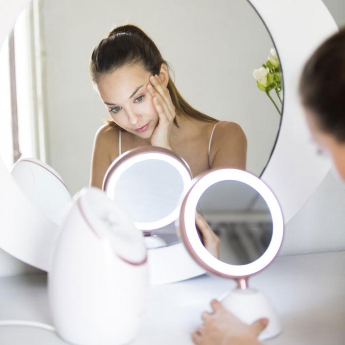 Oglinda cosmetica iluminata REVLON Utimate Glow Beauty RVMR9029 [2]
