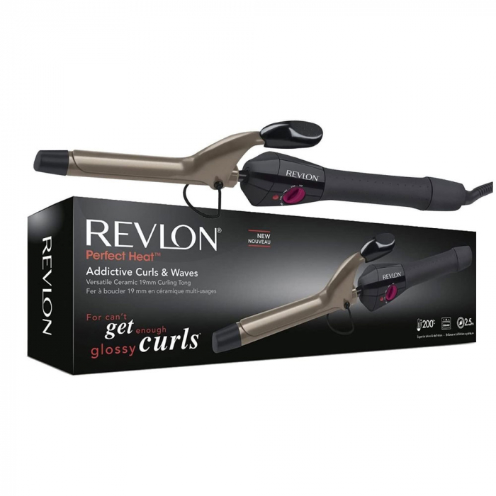 Ondulator REVLON Perfect Heat Addictive Curls and Waves RVIR1409E 3