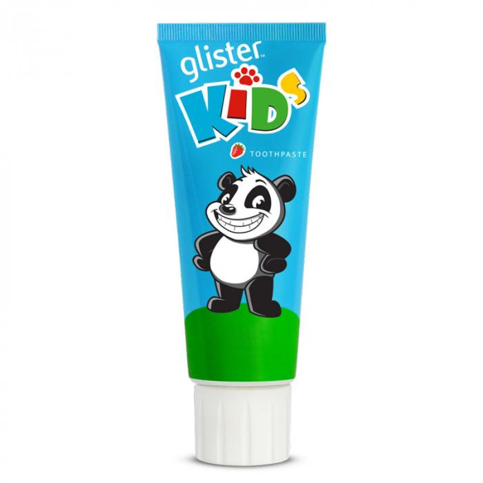 Pasta de dinti pentru copii GLISTER kids, 50 ml [0]