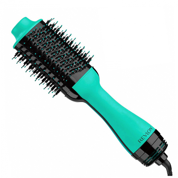Perie electrica fixa REVLON One-Step Hair Dryer & Volumizer, RVDR5222TE TEAL [1]