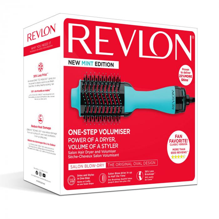 Perie electrica fixa REVLON One-Step Hair Dryer & Volumizer, RVDR5222E2MUKE [7]