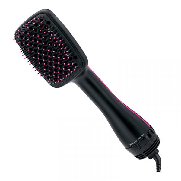 Perie electrica de par REVLON One-Step Hair Dryer & Styler, RVDR5212E2, ionizare, 2 trepte de temperatura 1