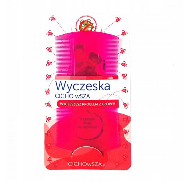 Sampon anti-paduchi Sanity Chicho wSZA, 100% Natural, 250 ml 2