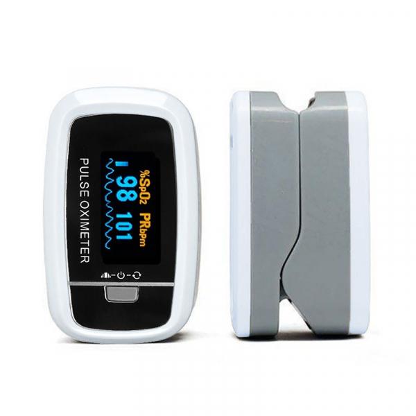 Pulsoximetru Contec CMS50D1, indica nivelul de saturatie a oxigenului din sange, masoara rata pulsului 1