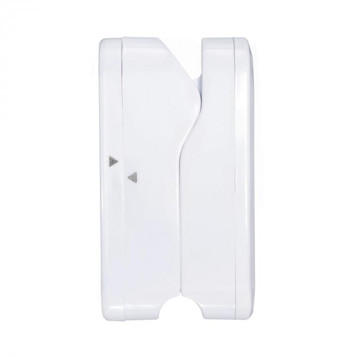 Pulsoximetru Vitammy Sat Plus, rezistent, rotire automata a ecranului, indica nivelul de saturatie a oxigenului, masoara rata pulsului [6]