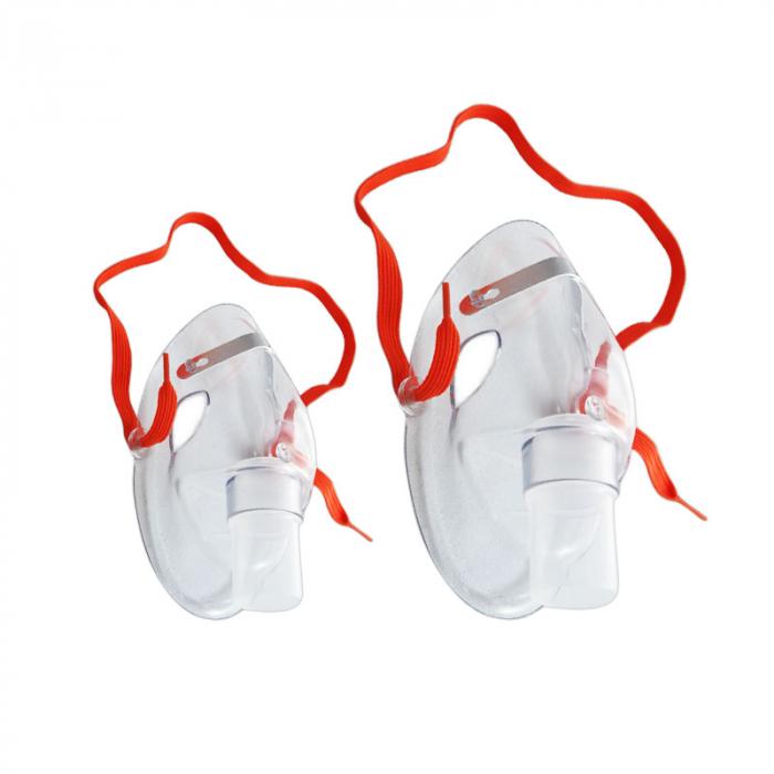 Set accesorii universale RedLine Orange pentru aparat de aerosoli nebulizator cu compresor [1]