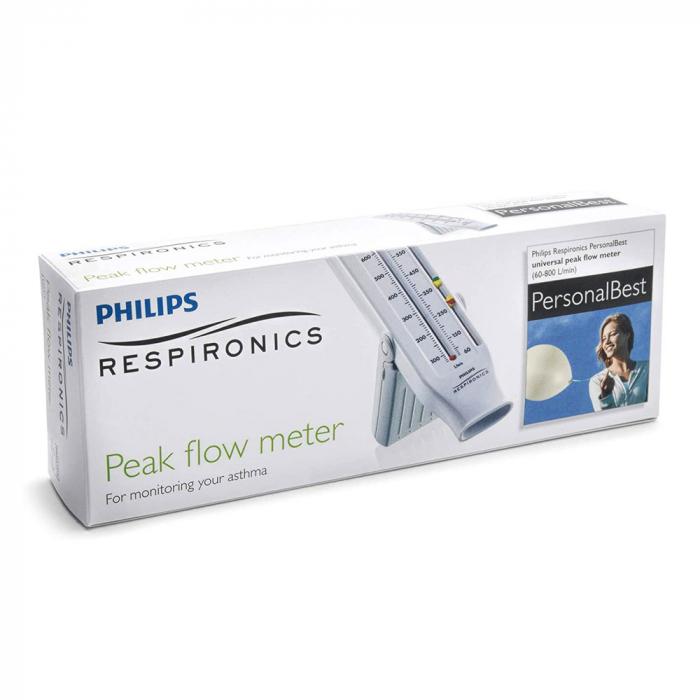 Spirometru portabil Philips Respironics Personal Best [7]
