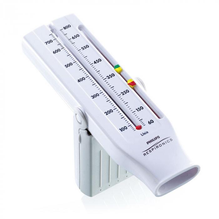 Spirometru portabil Philips Respironics Personal Best [4]