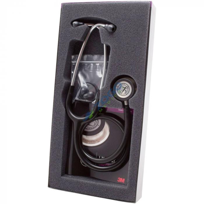 Stetoscop Littmann Classic III 5620 Negru 4
