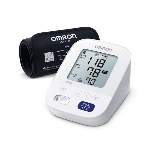 Tensiometru electronic de brat Omron M3 Comfort, HEM-7155-E, manseta Intelli Wrap 22 - 42 cm [0]