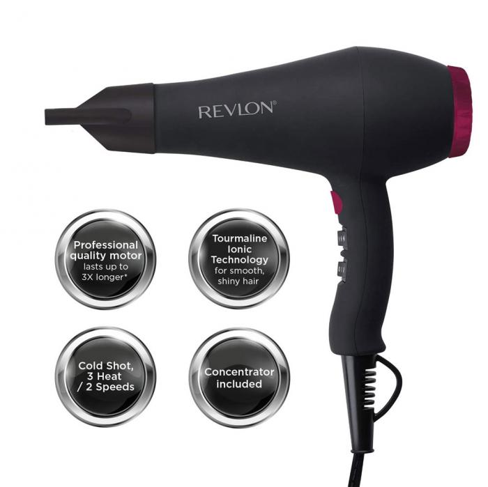Uscator de par REVLON Perfect Heat Smooth Brilliance [2]