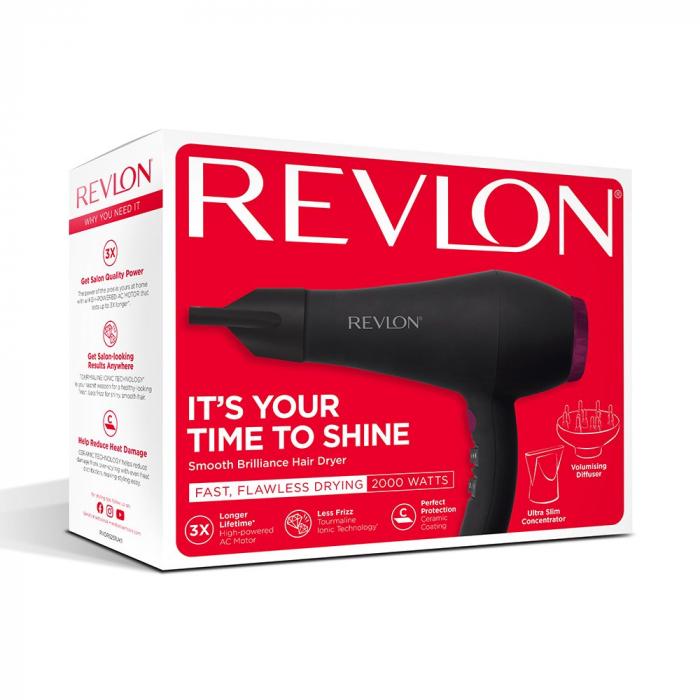Uscator de par REVLON Perfect Heat Smooth Brilliance [3]