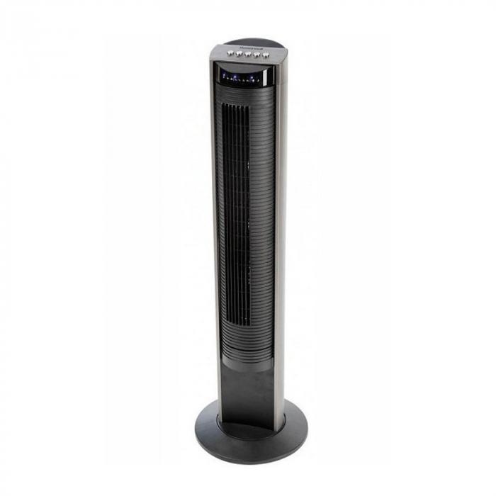 Ventilator turn Honeywell HO-5500RE, resigilat, panou de control cu telecomanda in carcasa [1]