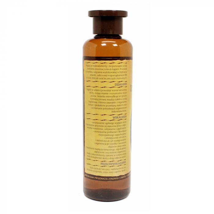Apa salina termala Zablocka, iodine-bromine 950 ml [1]