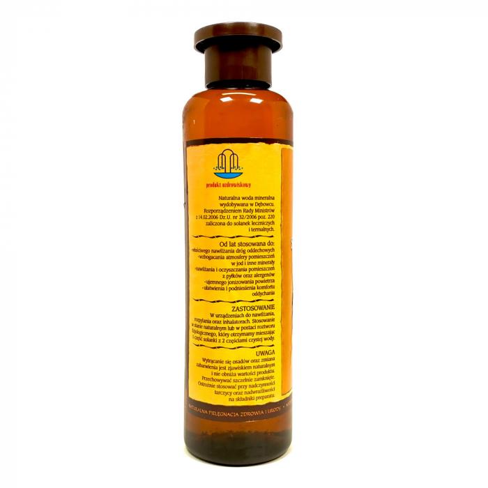 Solutie salina cu iod Zablocka, micro si macro elemente, 950 ml [1]
