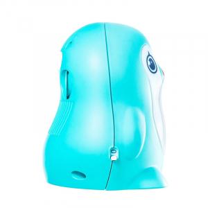 Aparat aerosoli VITAMMY Puffino, masca copii si adulti, 2 dimensiuni de particule, nebulizator cu compresor5
