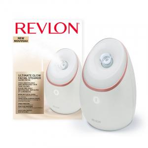Aparat sauna faciala REVLON Ultimate Glow RVSP3537E0