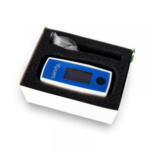 Pulsoximetru Sanity Duo Control, copii 3 ani + si adulti, masoara nivelul de saturatie a oxigenului si rata pulsului, Ecran OLED [5]