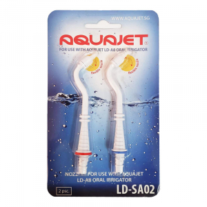 Set 2 capete dus bucal Aquajet LD-SA02, pentru irigatorul Aquajet LD-A80