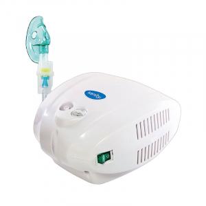 Aparat aerosoli cu compresor Sanity Alergia Stop Inhaler PRO, MMAD 3 µm, 3 masti (adulti, copii si bebelusi)1