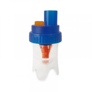 Kit nebulizare RedLine RDA004, pahar reutilizabil cu debit variabil0