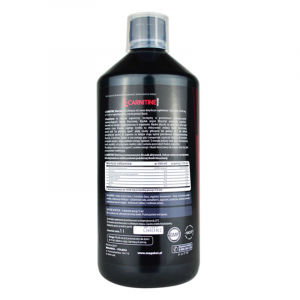 Carnitina lichida Megabol L-Carnitine Slim Line 110.000mg 1000ml1