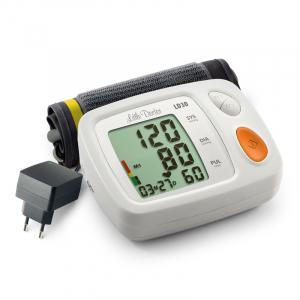 Tensiometru electronic de brat Little Doctor LD 30, Validat clinic BHS, adaptor inclus, Afisaj LCD, Memorare 60 de valori, Algoritm Fuzzy, Detectare Aritmie0