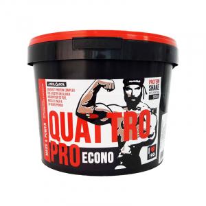 Supliment de proteine Megabol Quattro Pro Econo 900g, complex de proteine, carbohidrati, vitamine [0]