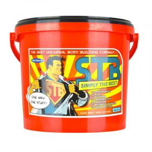 Supliment de proteine Megabol STB Simple The Best 2600 g, pentru cresterea masei musculare0