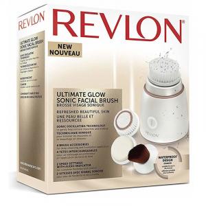 Perie electrica pentru fata REVLON Ultimate Glow Sonic RVSP3538E, vibratii sonice [2]