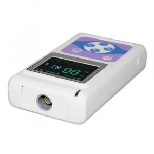 Pulsoximetru profesional Contec CMS60D, senzor adulti, masoara saturatia de oxigen si rata pulsului3