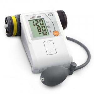 Tensiometru de brat Little Doctor LD2, semiautomat, afisaj LCD, memorare 90 de valori, alb0