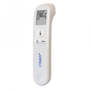 Termometru non-contact Vitammy Spot, tehnologie infrarosu, pentru frunte, uz casnic si profesional3