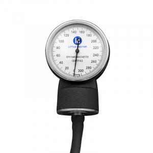 Tensiometru mecanic Little Doctor LD 70NR, profesional, manseta LARGE 25 - 40 cm, fara stetoscop, manometru din metal1