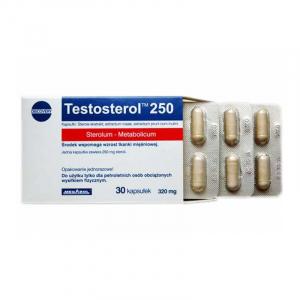 Capsule Megabol Testosterol 250, 30 cps, puternic anabolizant natural, creste nivelul de testosteron [2]